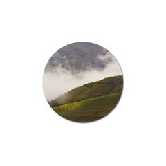 Agriculture Clouds Cropland Golf Ball Marker