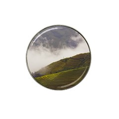 Agriculture Clouds Cropland Hat Clip Ball Marker