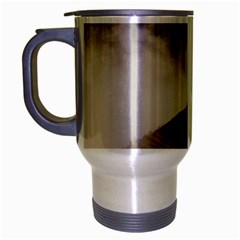 Agriculture Clouds Cropland Travel Mug (silver Gray)