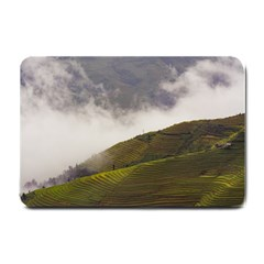 Agriculture Clouds Cropland Small Doormat