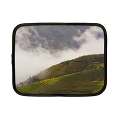 Agriculture Clouds Cropland Netbook Case (small)