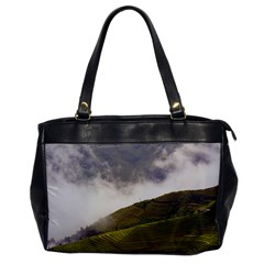 Agriculture Clouds Cropland Office Handbags