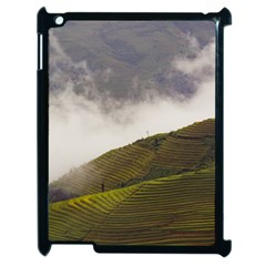Agriculture Clouds Cropland Apple Ipad 2 Case (black)