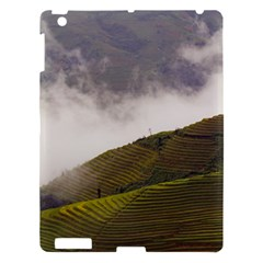 Agriculture Clouds Cropland Apple Ipad 3/4 Hardshell Case
