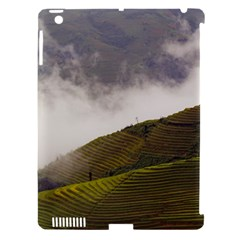 Agriculture Clouds Cropland Apple Ipad 3/4 Hardshell Case (compatible With Smart Cover)