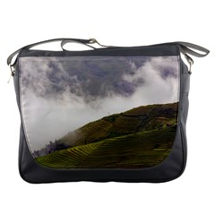 Agriculture Clouds Cropland Messenger Bags