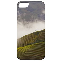 Agriculture Clouds Cropland Apple Iphone 5 Classic Hardshell Case