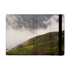 Agriculture Clouds Cropland Apple Ipad Mini Flip Case