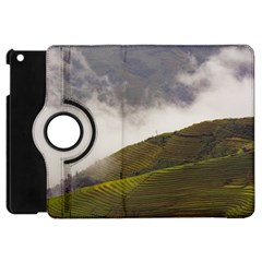 Agriculture Clouds Cropland Apple Ipad Mini Flip 360 Case