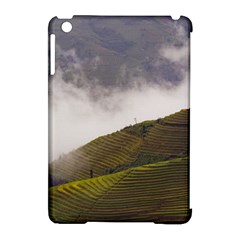 Agriculture Clouds Cropland Apple Ipad Mini Hardshell Case (compatible With Smart Cover)