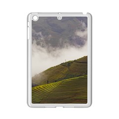 Agriculture Clouds Cropland Ipad Mini 2 Enamel Coated Cases