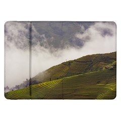 Agriculture Clouds Cropland Samsung Galaxy Tab 8 9  P7300 Flip Case