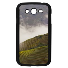 Agriculture Clouds Cropland Samsung Galaxy Grand Duos I9082 Case (black)