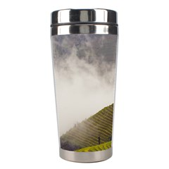 Agriculture Clouds Cropland Stainless Steel Travel Tumblers