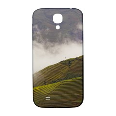 Agriculture Clouds Cropland Samsung Galaxy S4 I9500/i9505  Hardshell Back Case