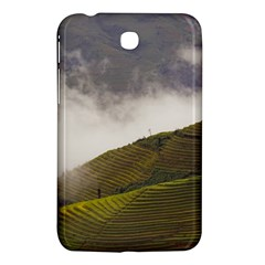 Agriculture Clouds Cropland Samsung Galaxy Tab 3 (7 ) P3200 Hardshell Case