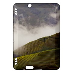 Agriculture Clouds Cropland Kindle Fire Hdx Hardshell Case