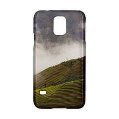 Agriculture Clouds Cropland Samsung Galaxy S5 Hardshell Case