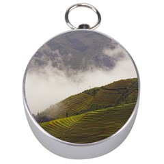 Agriculture Clouds Cropland Silver Compasses