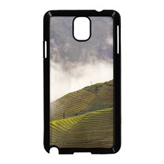 Agriculture Clouds Cropland Samsung Galaxy Note 3 Neo Hardshell Case (black)