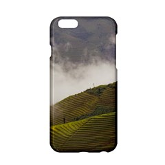 Agriculture Clouds Cropland Apple Iphone 6/6s Hardshell Case