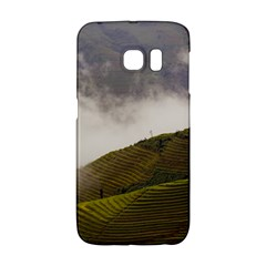 Agriculture Clouds Cropland Galaxy S6 Edge