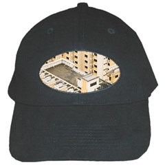 Apartments Architecture Building Black Cap