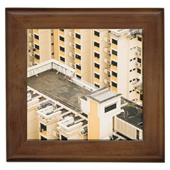Apartments Architecture Building Framed Tiles