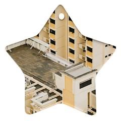 Apartments Architecture Building Ornament (star)