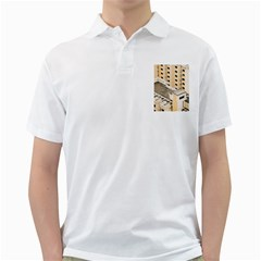 Apartments Architecture Building Golf Shirts