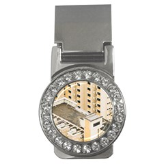 Apartments Architecture Building Money Clips (cz)