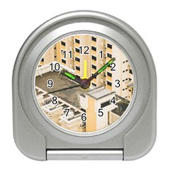 Apartments Architecture Building Travel Alarm Clocks