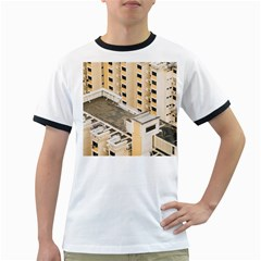 Apartments Architecture Building Ringer T Shirts