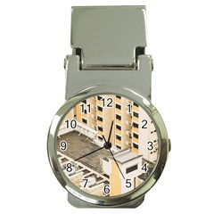 Apartments Architecture Building Money Clip Watches