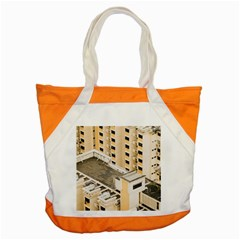 Apartments Architecture Building Accent Tote Bag