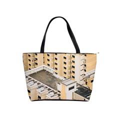 Apartments Architecture Building Shoulder Handbags