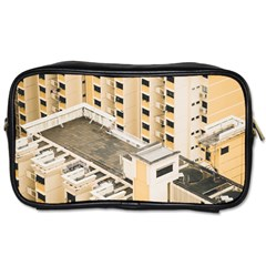 Apartments Architecture Building Toiletries Bags 2-Side