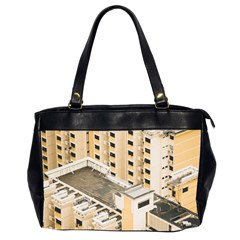 Apartments Architecture Building Office Handbags (2 Sides)