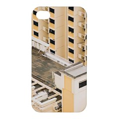 Apartments Architecture Building Apple Iphone 4/4s Hardshell Case