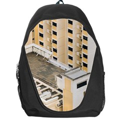 Apartments Architecture Building Backpack Bag