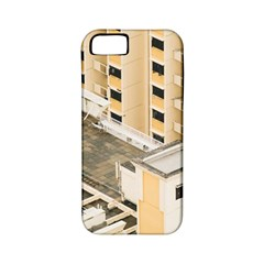 Apartments Architecture Building Apple Iphone 5 Classic Hardshell Case (pc+silicone)