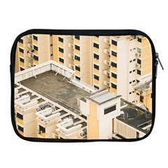 Apartments Architecture Building Apple Ipad 2/3/4 Zipper Cases