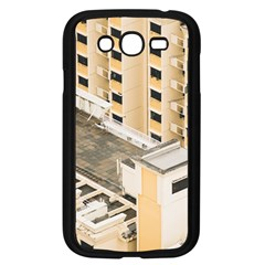 Apartments Architecture Building Samsung Galaxy Grand Duos I9082 Case (black)