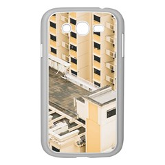Apartments Architecture Building Samsung Galaxy Grand Duos I9082 Case (white)