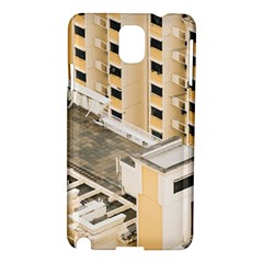 Apartments Architecture Building Samsung Galaxy Note 3 N9005 Hardshell Case