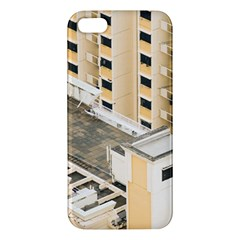 Apartments Architecture Building Iphone 5s/ Se Premium Hardshell Case