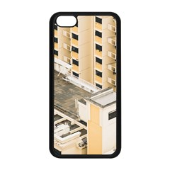 Apartments Architecture Building Apple Iphone 5c Seamless Case (black)