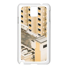 Apartments Architecture Building Samsung Galaxy Note 3 N9005 Case (white)
