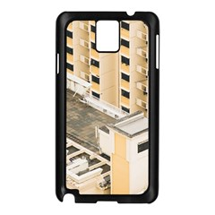 Apartments Architecture Building Samsung Galaxy Note 3 N9005 Case (black)