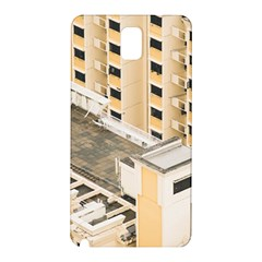 Apartments Architecture Building Samsung Galaxy Note 3 N9005 Hardshell Back Case